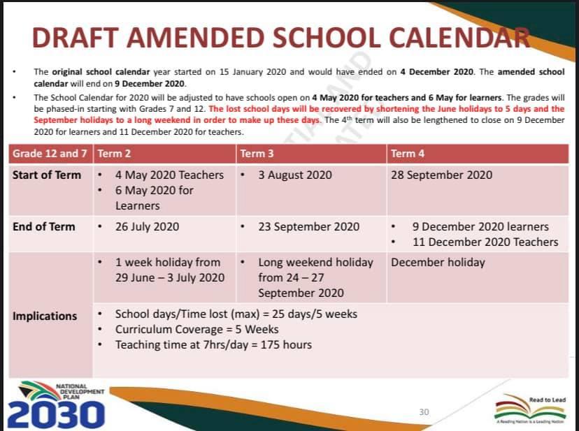 SA schools reopen