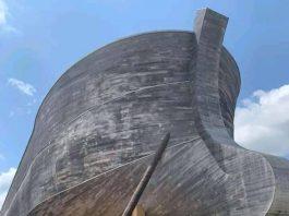 Noah's Ark Replica